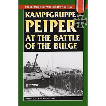 Kampfgruppe Peiper at the Battle of the Bulge - The German Race for th
