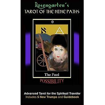 Tarot of the Nine Paths - Advanced Tarot Deck for the Spiritual Travel