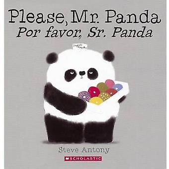 Please - Mr. Panda / Por Favor - Sr. Panda by Steve Antony - 97806063