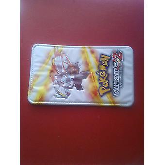 Pokemon hvid 2 konsol pose til Nintendo DS