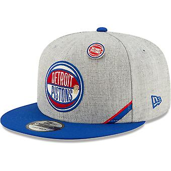 New Era Snapback Cap - NBA 2019 DRAFT Detroit Pistons