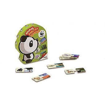Cayro WWF Animal Habitat (Babies and Children , Toys , Boardgames)