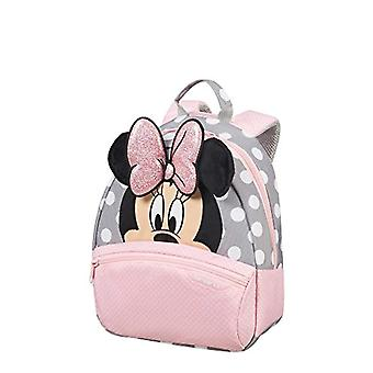 Disney Ultimate 2,0 barn ' S ryggsäck 29 cm-7 L-Multicolor (Minnie glitter)