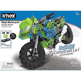 KNEX Mega Motorcycle building set-15149