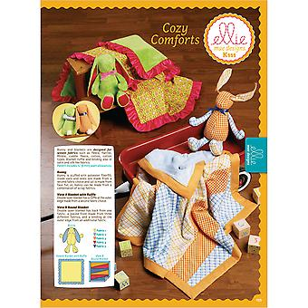 Cozy Comforts  One Size Only Pattern K0111
