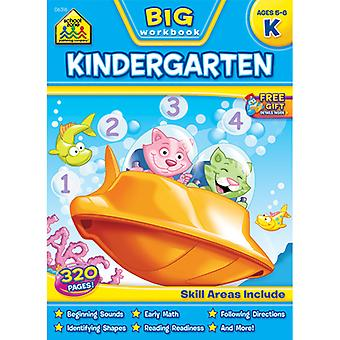 Big Workbook Kindergarten Szbwb 6316