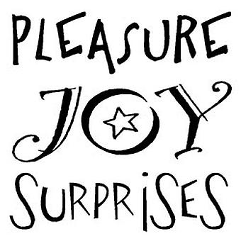 Magenta Cling Stamps Pleasure, Joy, Surprises Mg610 07529