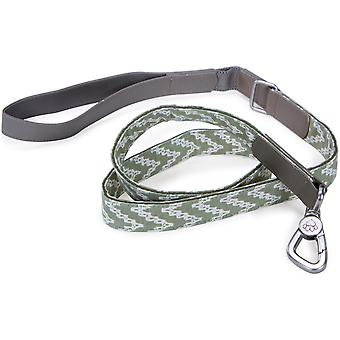 Loved Ones Fashion Dog Leash 4' Green 85014