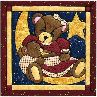 Momma & Baby Bear Quilt Magic Kit 12