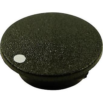 Cover + dot Black Suitable for K21 rotary knob Cliff CL1745 1 pc(s)
