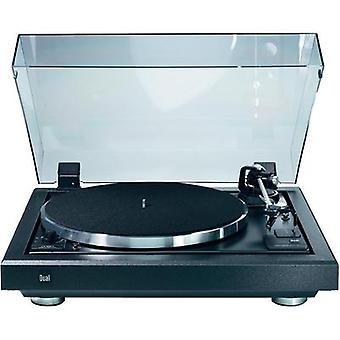 Turntable type Dual CS 505-4 Belt drive Black
