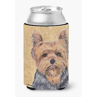 Yorkie Can or Bottle Beverage Insulator Hugger
