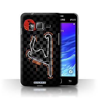 STUFF4 Case/Cover for Samsung Z1/Z130/China/Shanghai/2014 F1 Track