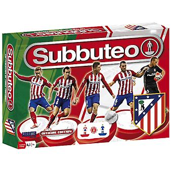 Subbuteo Playset Atletico De Madrid (Kids , Toys , Table Games , Memory Games)