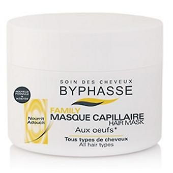 Byphasse Egg mask Mature Hair 250 Ml (Hygiëne en gezondheid , Douche en Bad , Capillair)