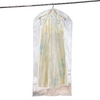 2 x Hanging Clothing Cover - Lockable Zip
