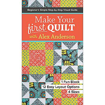 C & T Publishing-Make Your First Quilt CT-53182