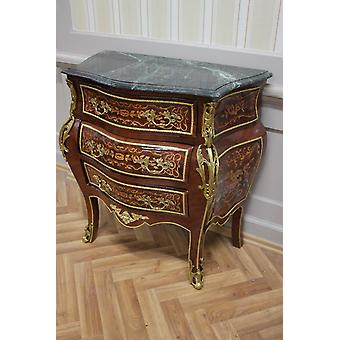 Baroque COMMODE antique style LouisXV MkKm0004SbGn