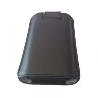 HTC leather pouch case PO S550 for HTC desire HD - ACE, HD7