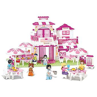 Sluban Restaurant Dream Girls Romantic 306 Pieces