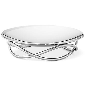 Georg Jensen Glow Bowl medium stainless steel high gloss D 17 cm