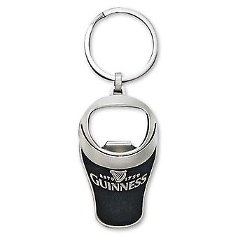 Guinness Glass Bottle Opener nøglering