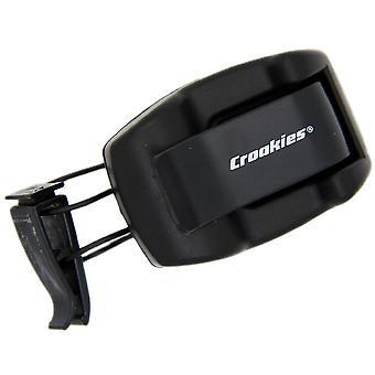 Croakies Schatten Dock Sonnenbrille Visor Clip - schwarz