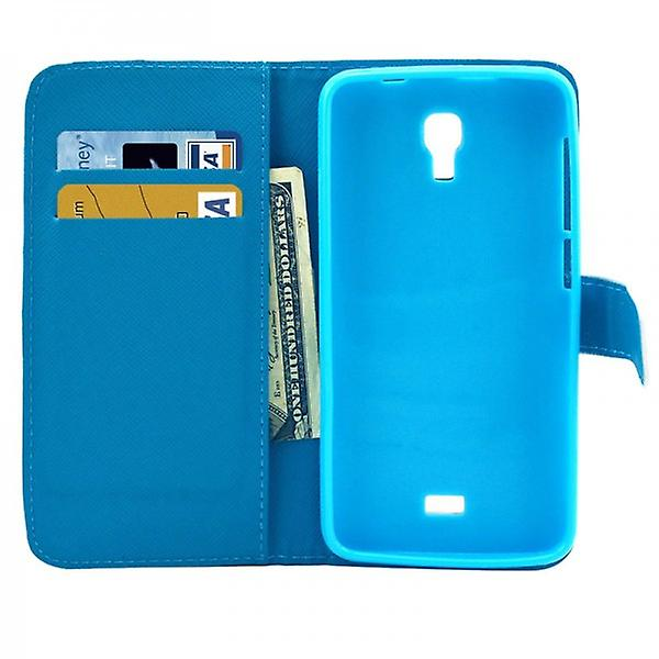 Pocket wallet premium model 44-to WIKO bloom
