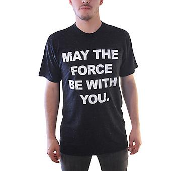 Star Wars The Rebels And The Empire Tiles Men's Black T-shirt