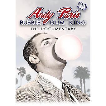 Andy Paris: Bubblegum konge [Blu-ray] USA importerer
