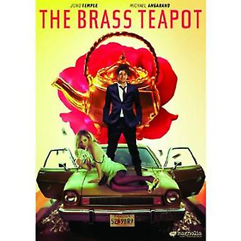 Brass Teapot [BLU-RAY] USA import