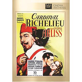 Cardinal Richelieu [DVD] USA import