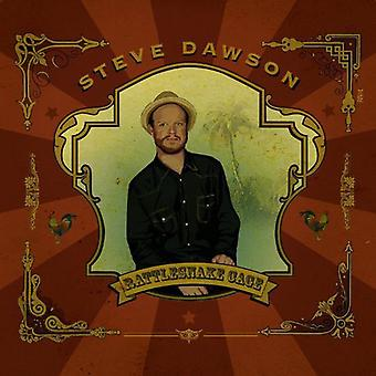 Steve Dawson - klapperslange bur [Vinyl] USA import