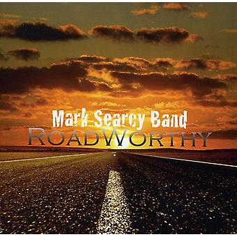Mark Searcy Band - Roadworthy [CD] USA import