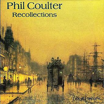 Phil Coulter - Recollections [CD] USA import