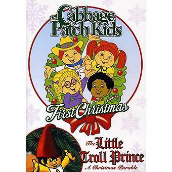 キャベツ パッチ子供最初 Christmas/Little トロール Pr 【 DVD 】 米国のインポートします。