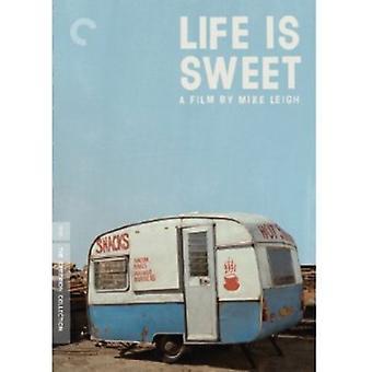 Życie jest słodkie [DVD] USA import