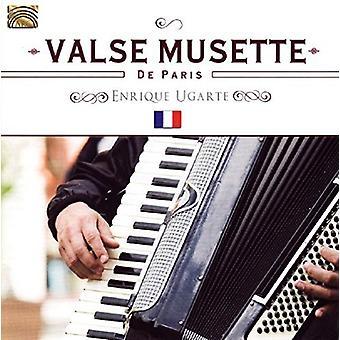 Enrique Ugarte - importación de Estados Unidos Valse Musette De Paris [CD]