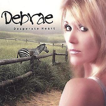 Debrae - verzweifelten Herzen [CD] USA import