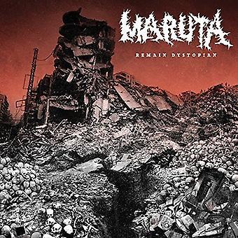 Maruta - Remain Dystopian [Vinyl] USA import
