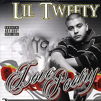 Lil Tweety - Love Poetry [CD] USA import
