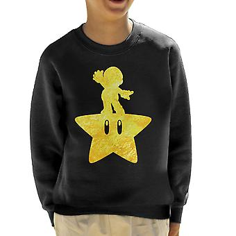 Mario Hamilton Kid's Sweatshirt