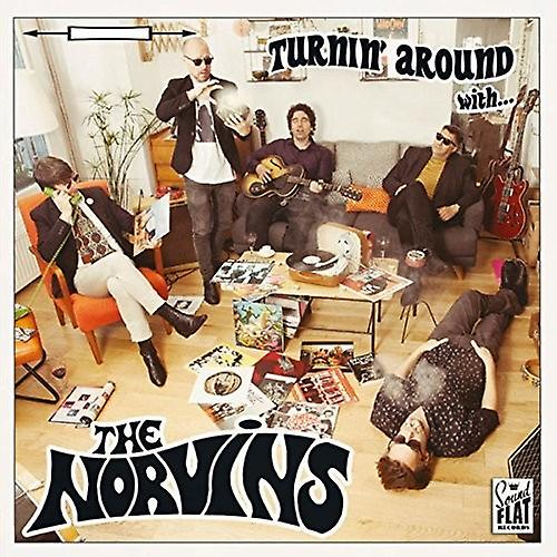 Norvins - Twistin runt med [Vinyl] USA import