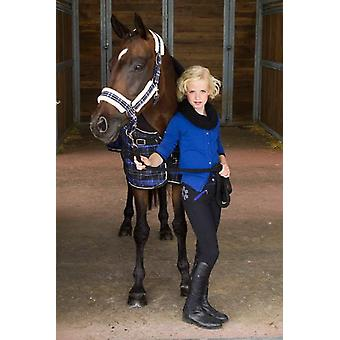 QHP Pants Junior Black Ice (Horses , Rider equipment , Clothes , Trousers)