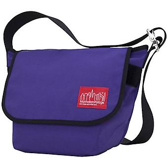 Manhattan Portage Small Vintage Messenger Bag - Purple