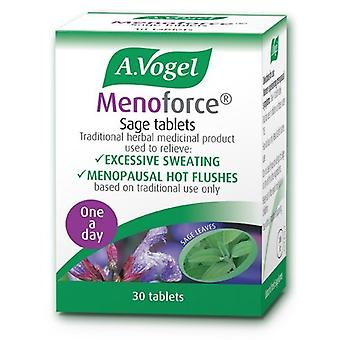 A. Vogel Menoforce Sage Tablets One a Day 30 tablets