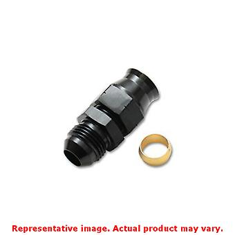 Vibrant Fittings - Tube Adapters 16456 -6AN Male to 3/8