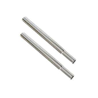 Pair of 30.5 cm (12in) Chrome Extension Pieces