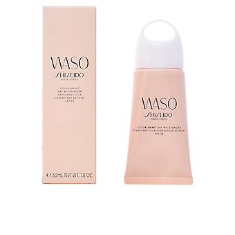 Shiseido Waso cor Smart dia hidratante Sfp30 50 Ml para as mulheres