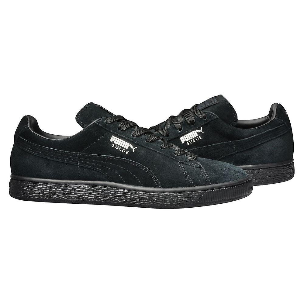 Universale di Puma Suede Classic Blackdark Shadow 35263477 tutte le scarpe da uomo di anno
